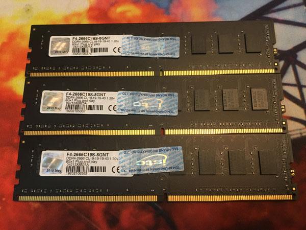 ram 8gb DDR4 con bao hanh